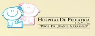 logo of Hospital de Pediatria Garrahan